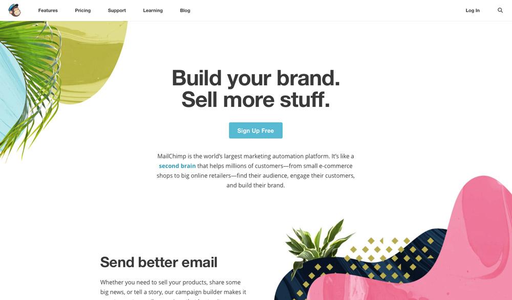 Hvad er MailChimp - Sådan opretter du en konto