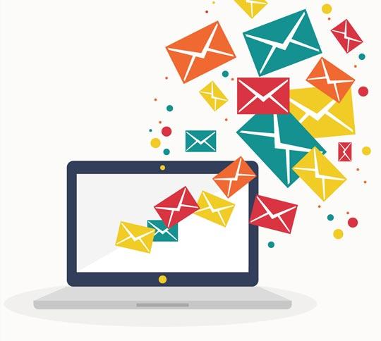 Gensend din MailChimp kampagne